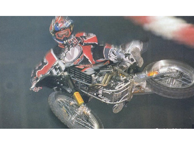 Αφιέρωμα - 7o Athens Supercross 2000