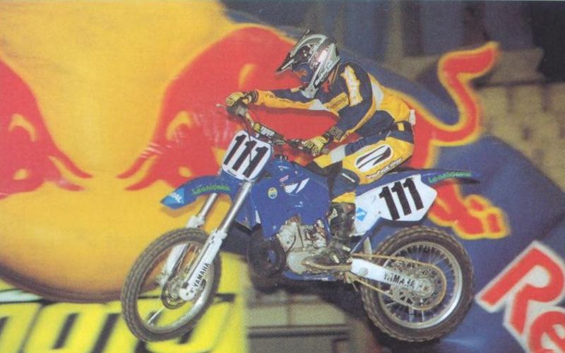 Αφιέρωμα - 8o Athens Supercross 2001