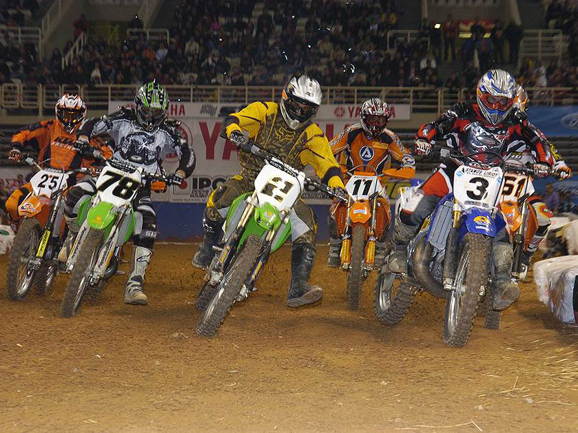 Αφιέρωμα - 9o Athens Supercross 2005
