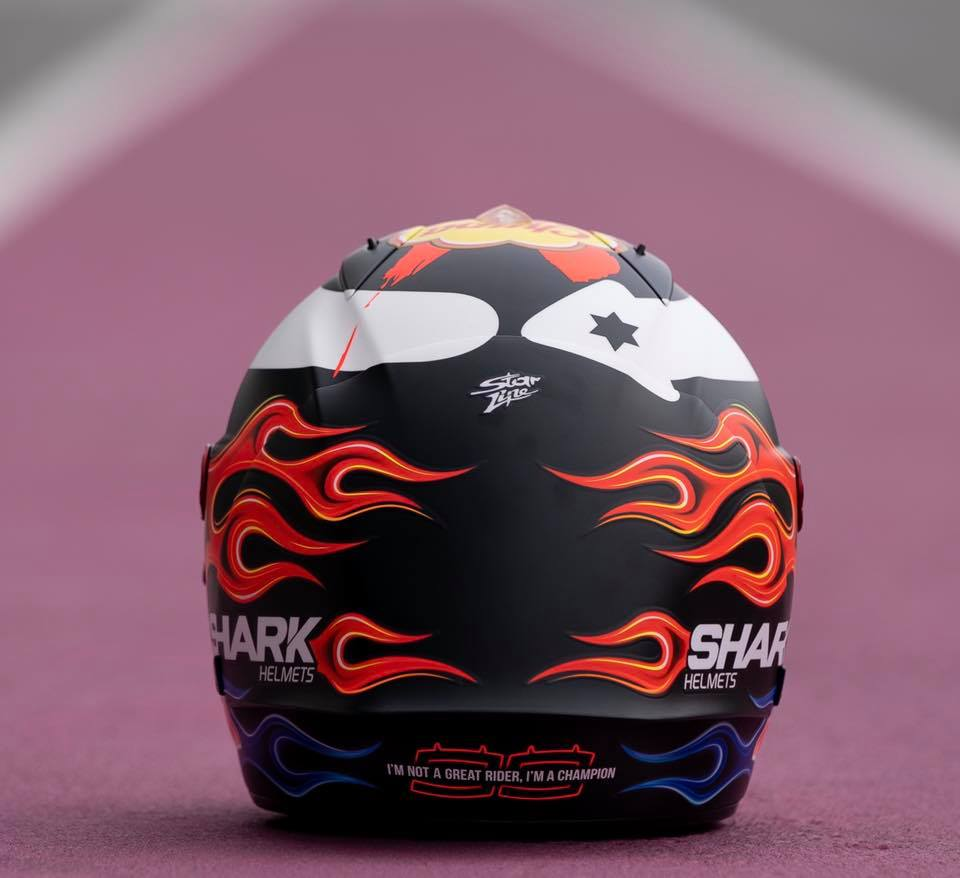 Shark Lorenzo 2019 Starline 01