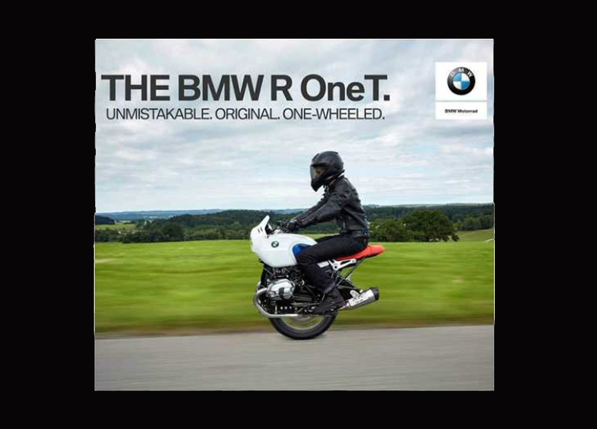 bmw monor