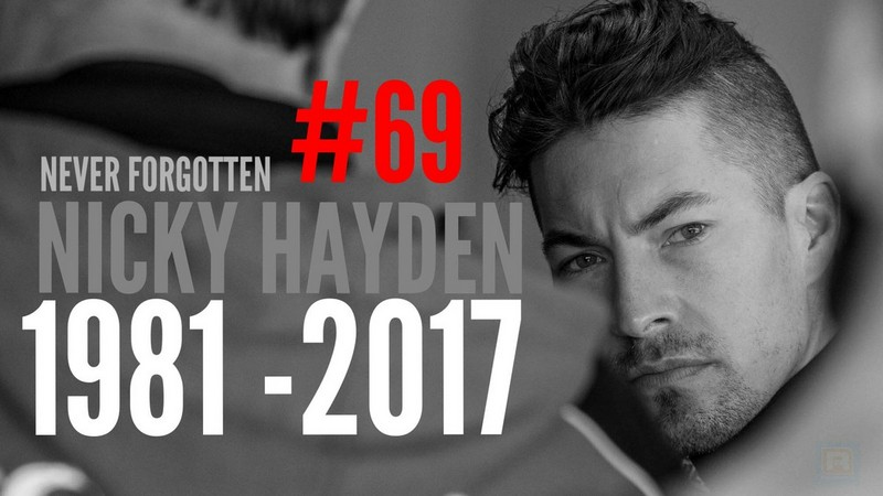 Αφιέρωμα: Nicky Hayden #69 - The Kentucky Kid