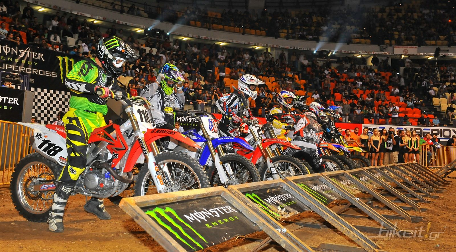 Monster Energy Athens Supercross 2011 – 2η μέρα