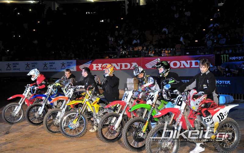 Video - Athens Supercross - Cole Siebler