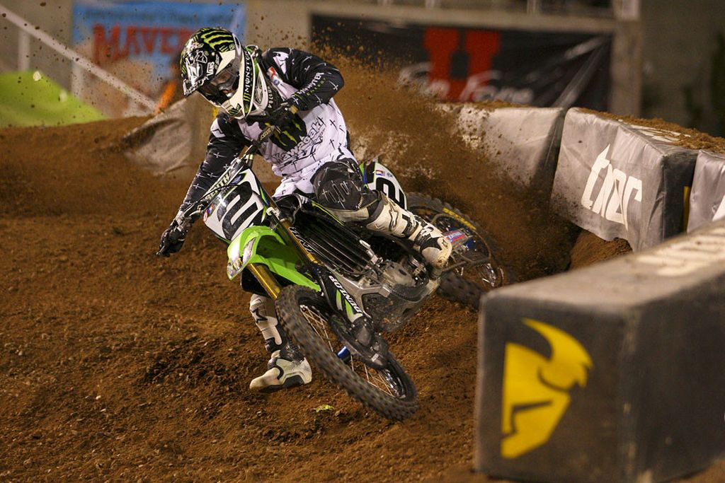 AMA Supercross 2011, 16ος γύρος, Salt Lake City