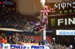 AMA Supercross-2011 5th round - Anaheim 2 - Video