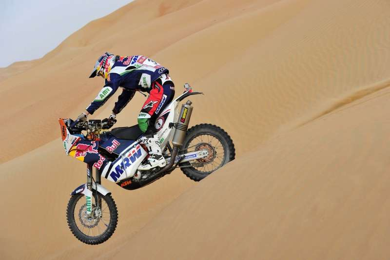 Cross Country Rally Championship 2012, 1ος αγώνας: Abu Dhabi Desert Challenge
