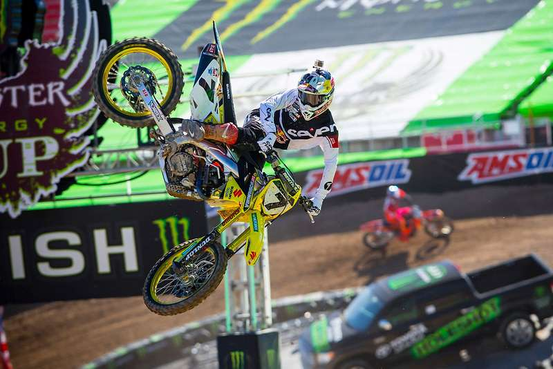 Monster Energy Cup 2013