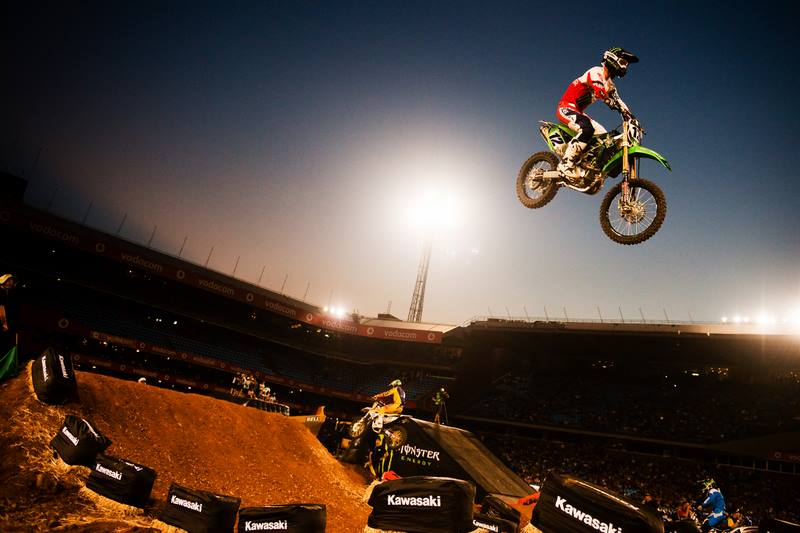 Monster Energy Supercross Africa Event
