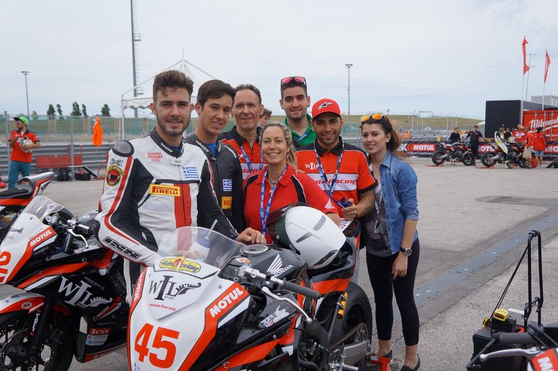 European Junior Cup 2016, 4ος αγώνας, Misano