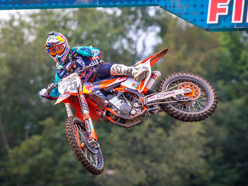 AMA MX 2017 – 10ος αγώνας, Unadilla – New York