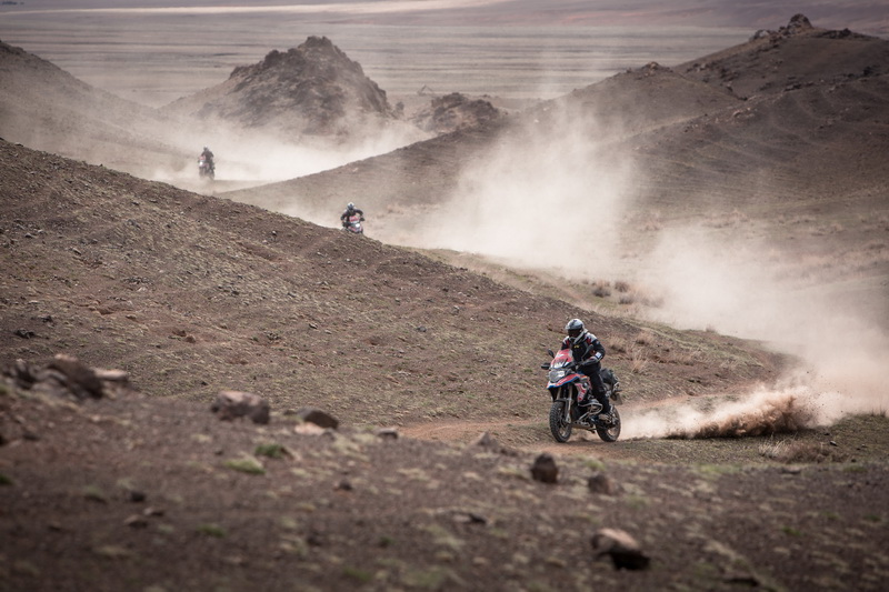 BMW Motorrad International GS Trophy Central Asia 2018 – Ημέρα 3η