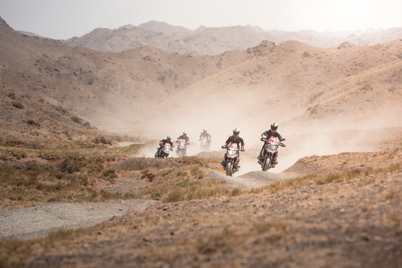 BMW Motorrad International GS Trophy Central Asia 2018 – Ημέρα 4η