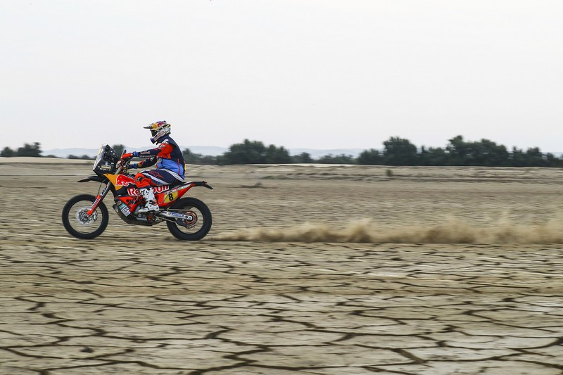 Toby Price Red Bull KTM Rally Factory Racing Dakar Rally 2018
