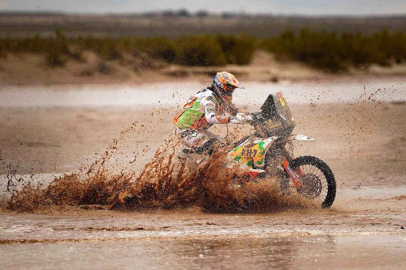 Laia Sanz KTM Factory Racing Dakar Rally 2018