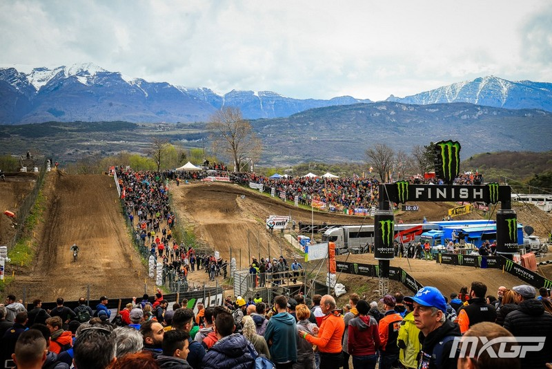 ARCO TRACK MOTOCROSS GP 4 TN 2019