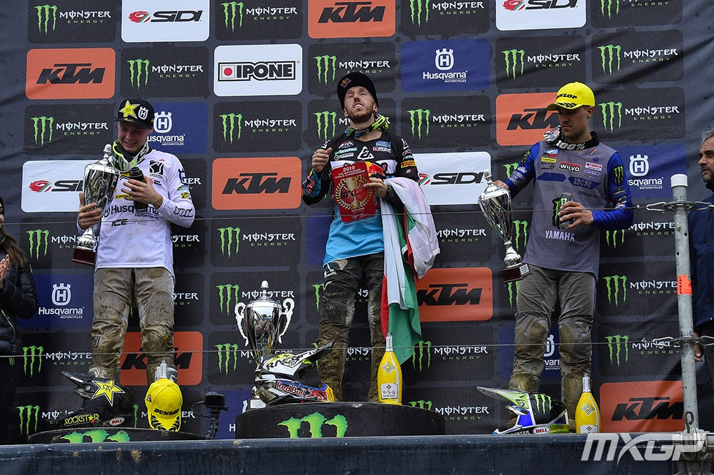MXGP PODIUM MOTOCROSS GP 5 LOM 2019