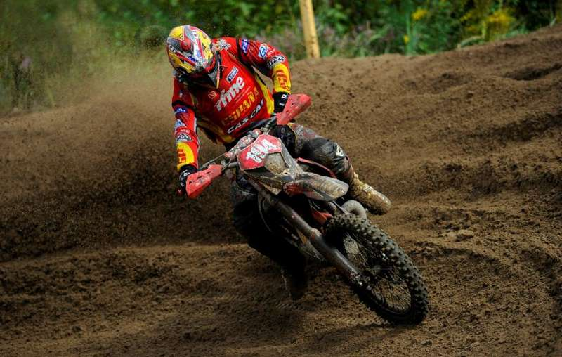 Gas Gas – International Six Days Enduro 2012