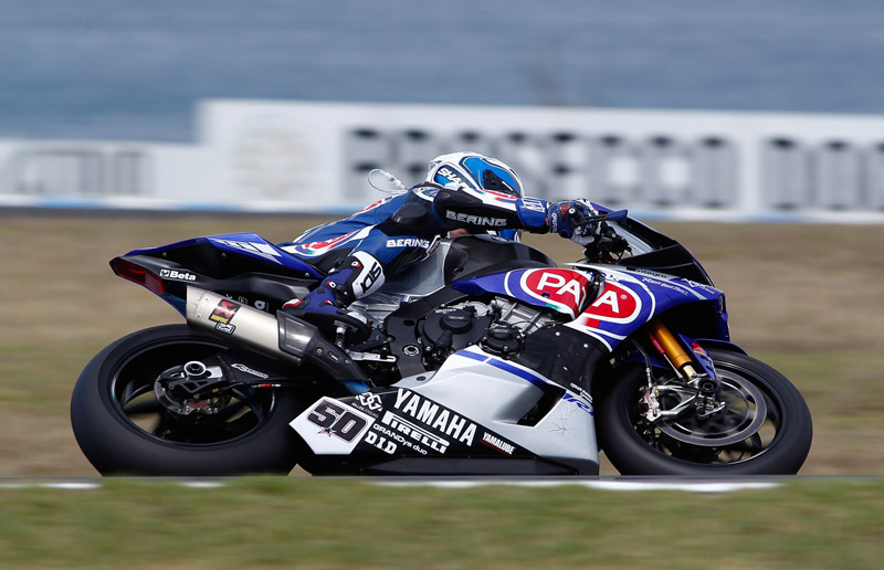 WSBK: Phillip Island Test, 2η μέρα