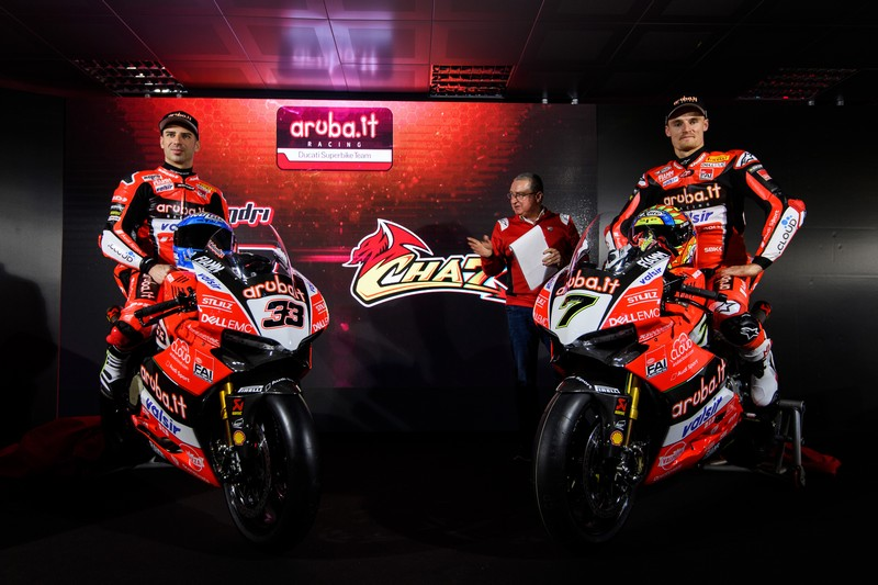 WorldSBK 2018 - Aruba.it Racing-Ducati Team