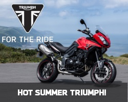 250x200 Triumph Hot Summer