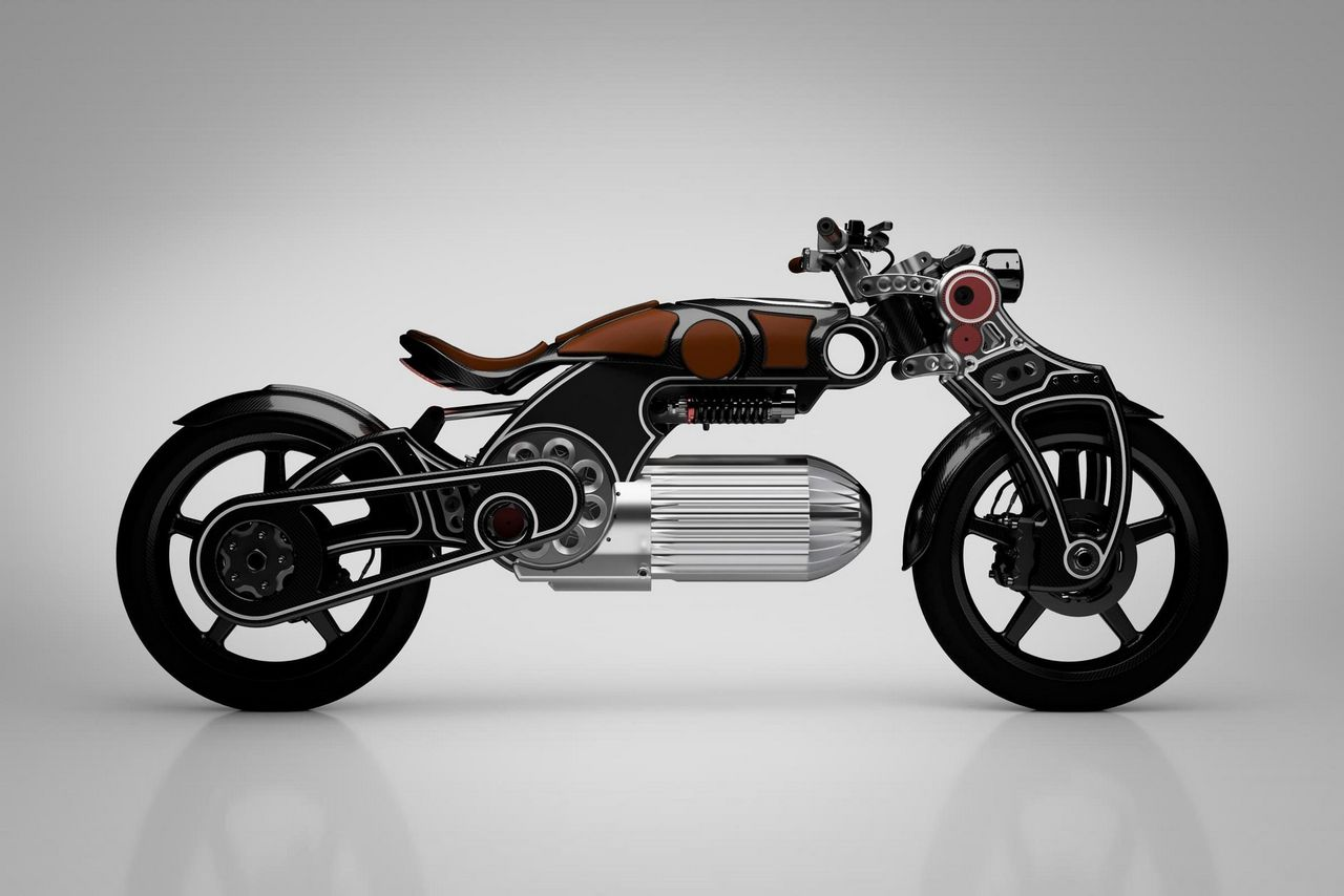 Curtiss Motorcycles Hades electric