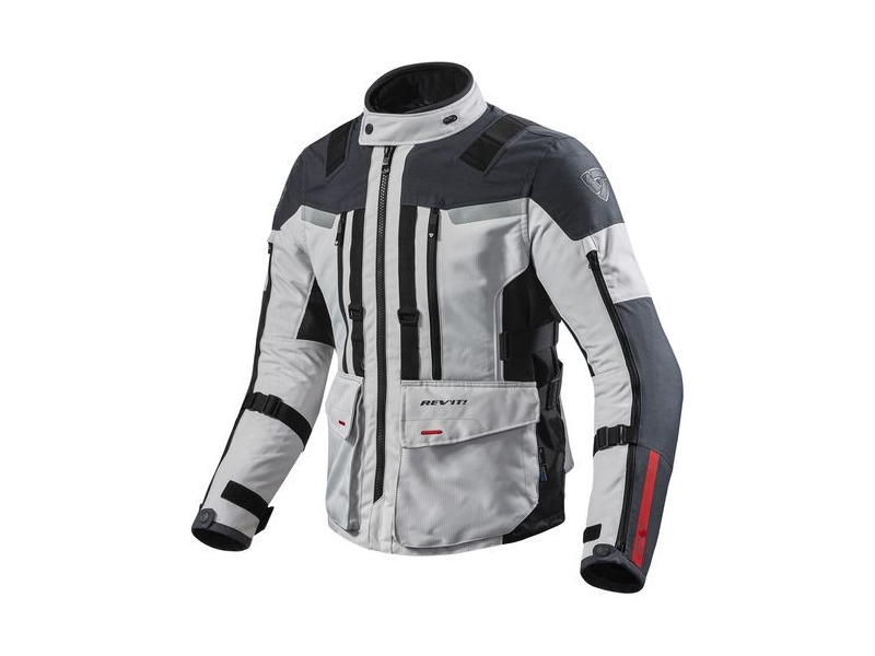 jacket revit sand 3 Silver Anthracite bikers world