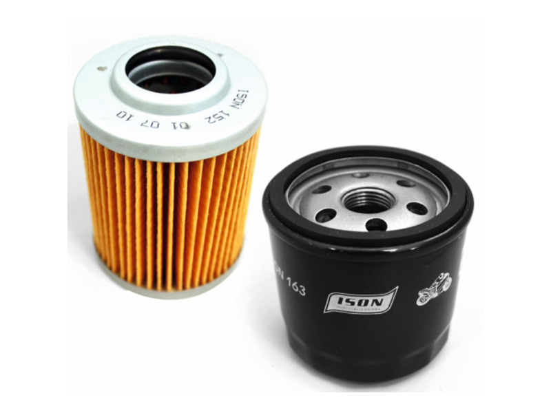 ison oil filters extra products