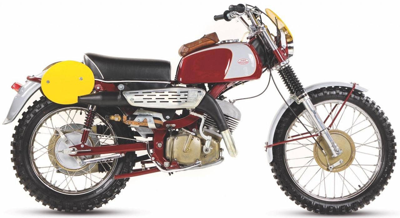 CLASSIC JAWA 350 1968