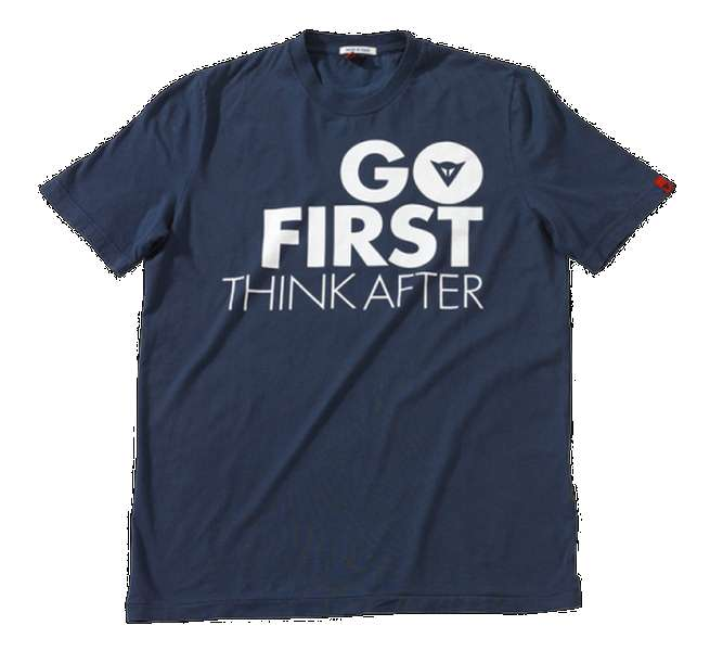 Dainese T-Shirt Go First