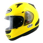 Arai test ride