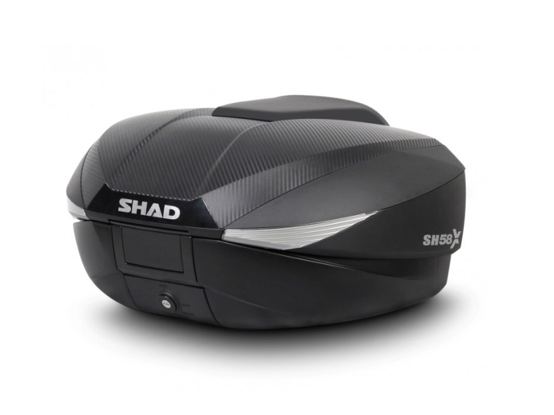 Top Case SHAD SH58X Expandable, 58 λίτρα