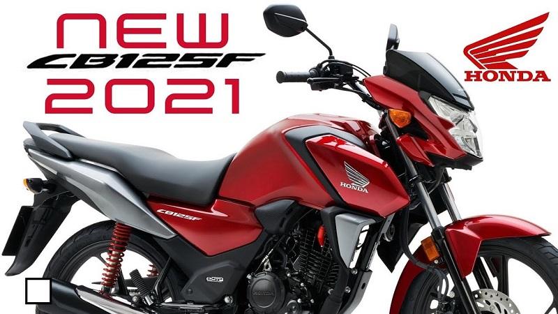 new cb 125 f 2021