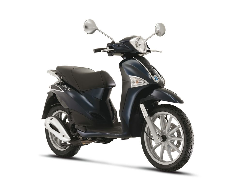 Piaggio Liberty & Carnaby