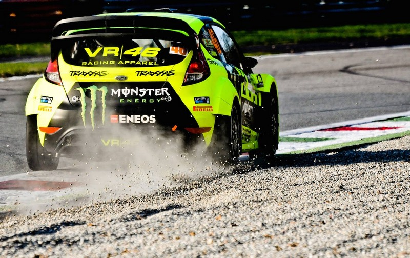 Monza Rally Show 2016: Νίκη για Rossi