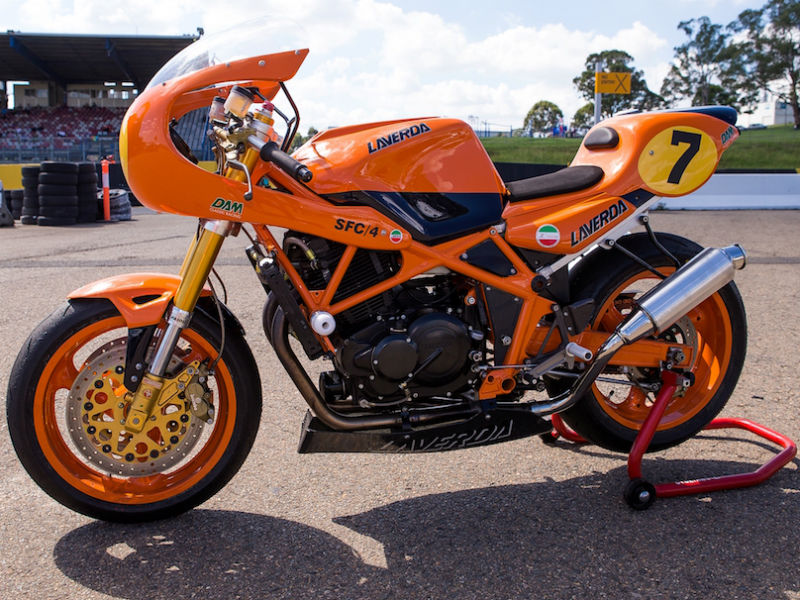 Laverda SFC/4  Limited Edition