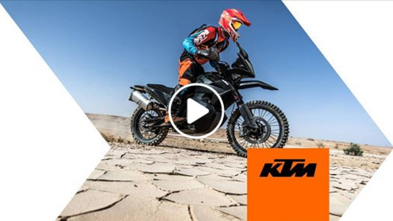 Video - KTM 790 Adventure - The Ultimate Race!