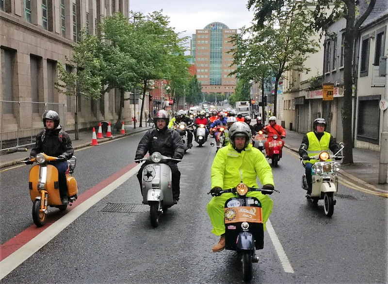 Vespa World Days 2018