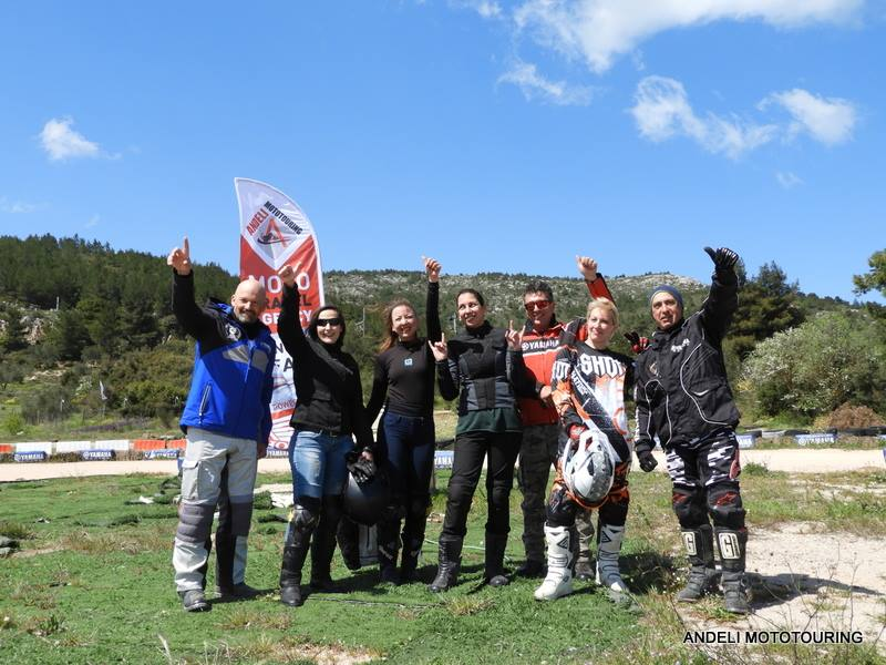 Ρεπορτάζ: Andeli Mototouring - Women Only Enduro - Mission Possible