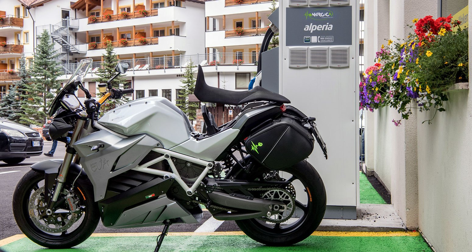 charge point energica