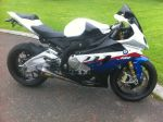 BMW S 1000RR Turbo