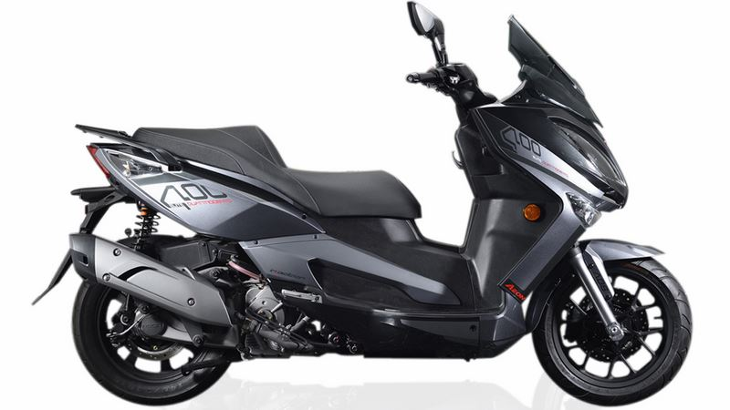 Aeon Elite 400i ABS - 2015