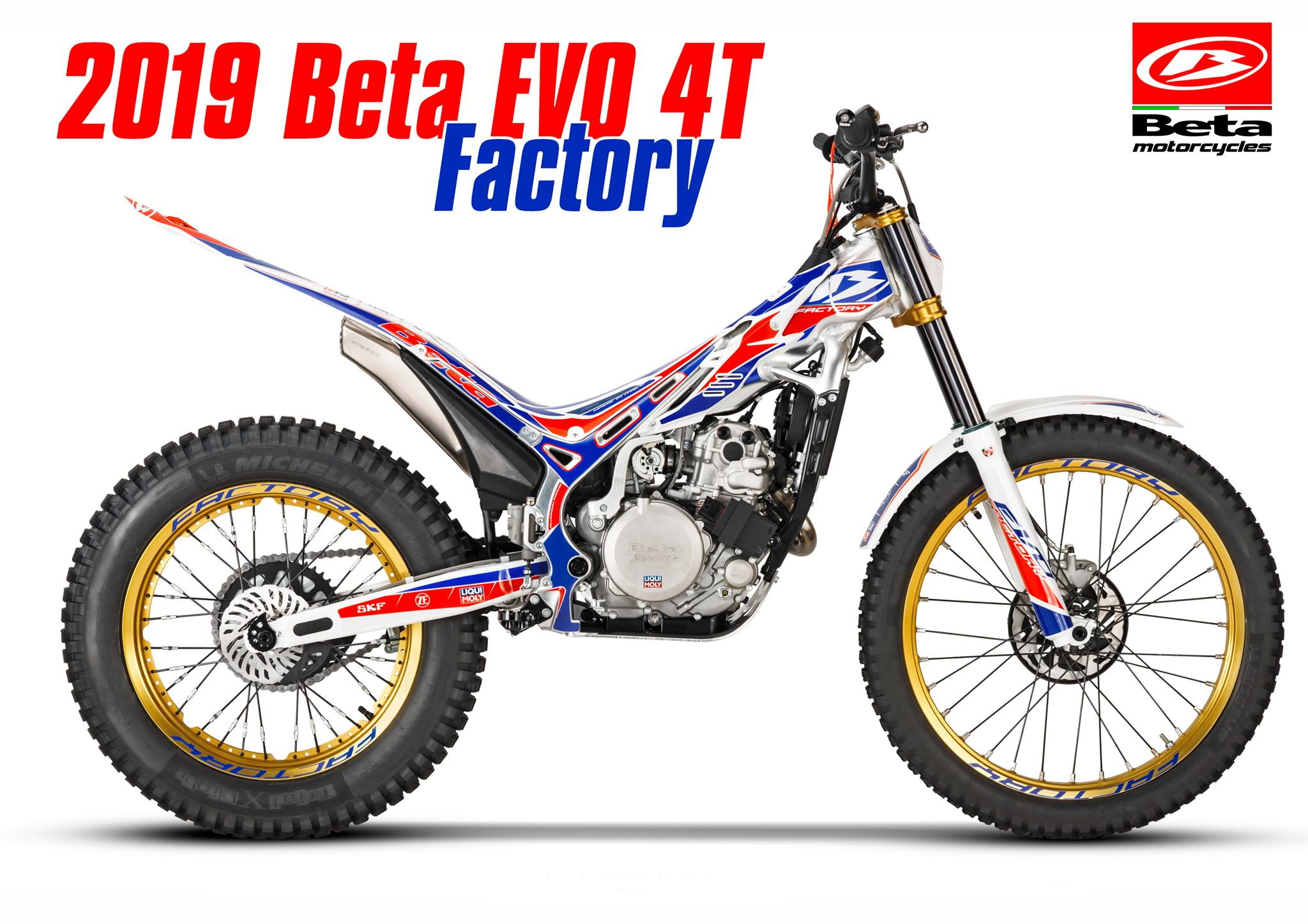 beta evo factory 2019 2