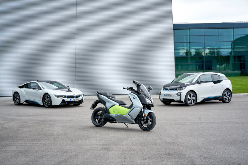 bmw neo c evolution 10