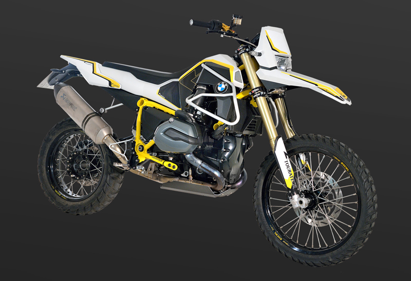 Touratech BMW R 1200 GS Rambler 2017 - Φωτό & Video