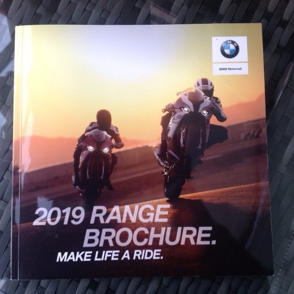 BMW F850 RS Brochure 2