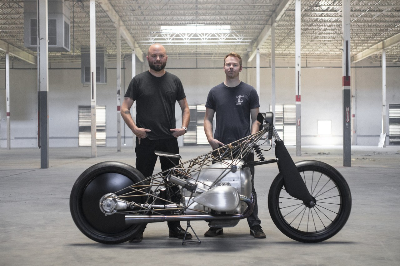 The Revival Birdcage - Cruiser κόσμημα, με την αρωγή της BMW Motorrad