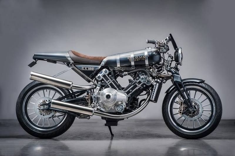 Brough Superior SS100 – 2015
