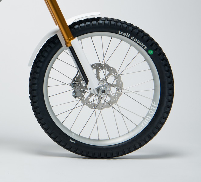 KALK front wheel high