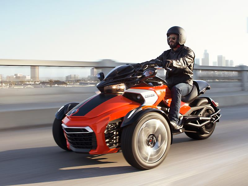 Can-Am Spyder F3 2015